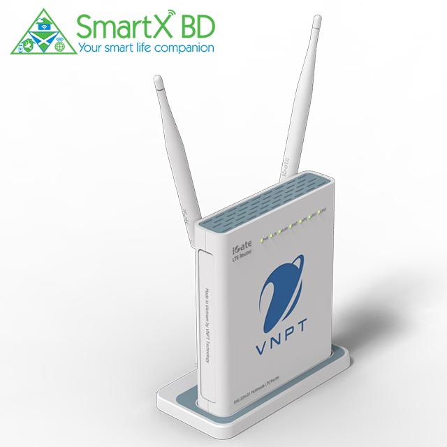 VNPT LTE Router with Automatic Failover between WAN & SIM