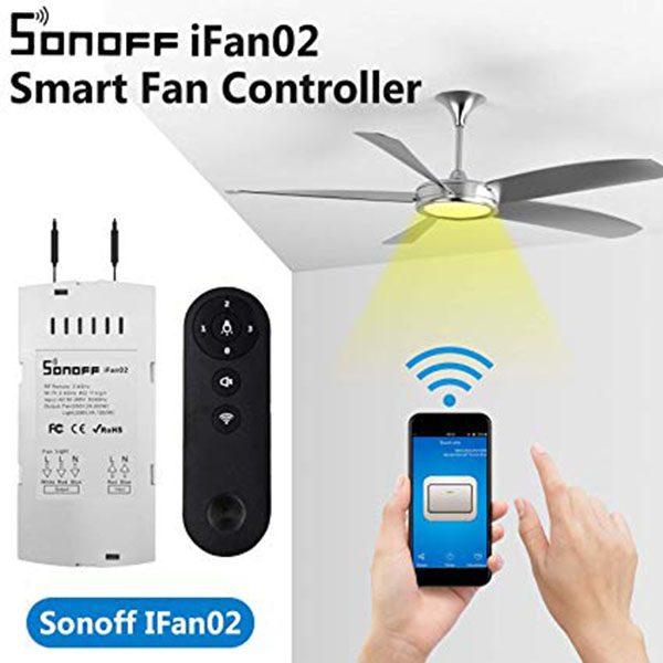Sonoff iFan02