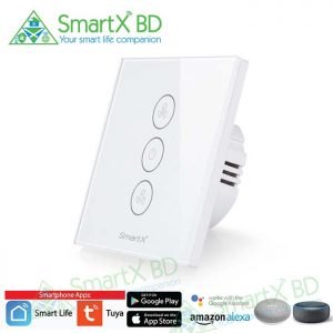 WiFi Smart Fan Switch and Dimmer