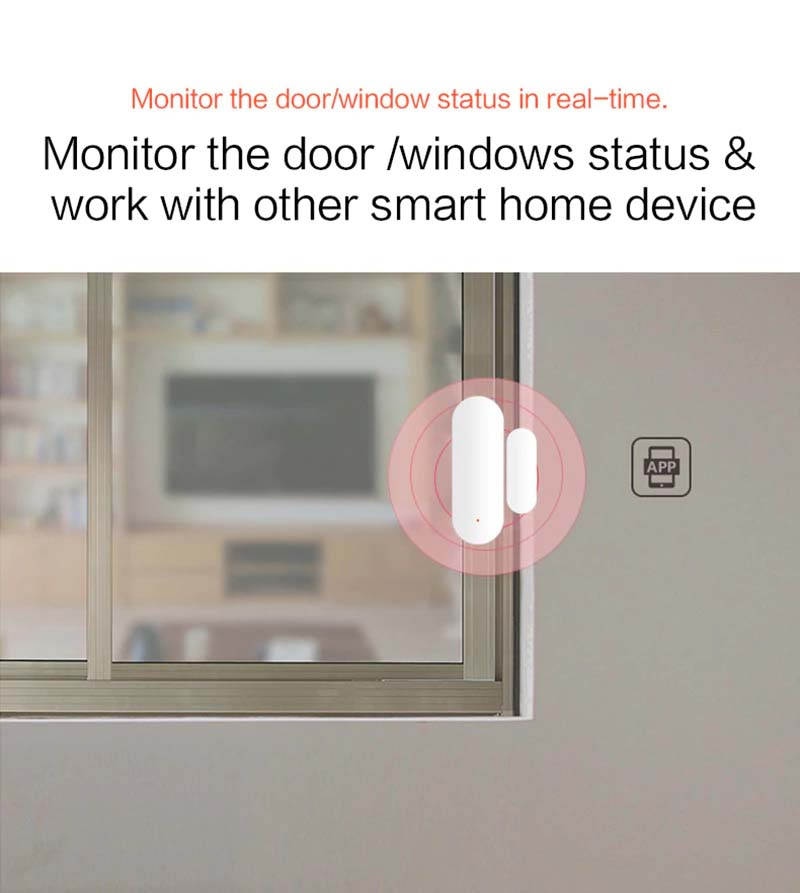 SmartX WiFi Door or Window Sensor