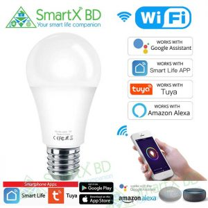 SmartX WiFi RGB Smart LED Bulb